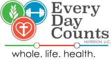 Every Day Counts Nutrition, LLC Logo